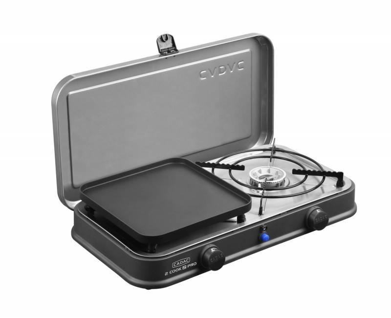 CADAC Gaskocher 2-Cook Pro Deluxe - 30mbar