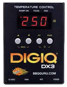 Monolith DigiQ DX3 Controller Keramik Set für Classic und LeChef mit Lüfter