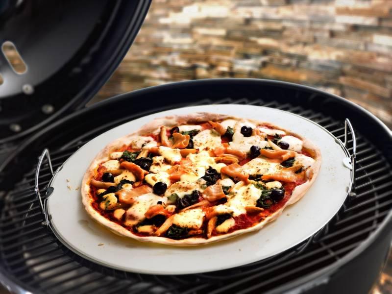 Outdoorchef City Pizzastein und Brotbackstein 32cm - Auslaufmodell