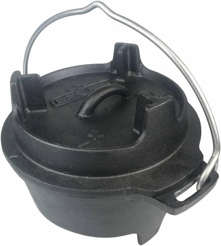 Grillfürst Dutch Oven BBQ Edition DO2