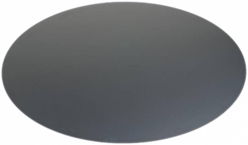 Girse Grillunterlage Bodenplatte grau 1,15m