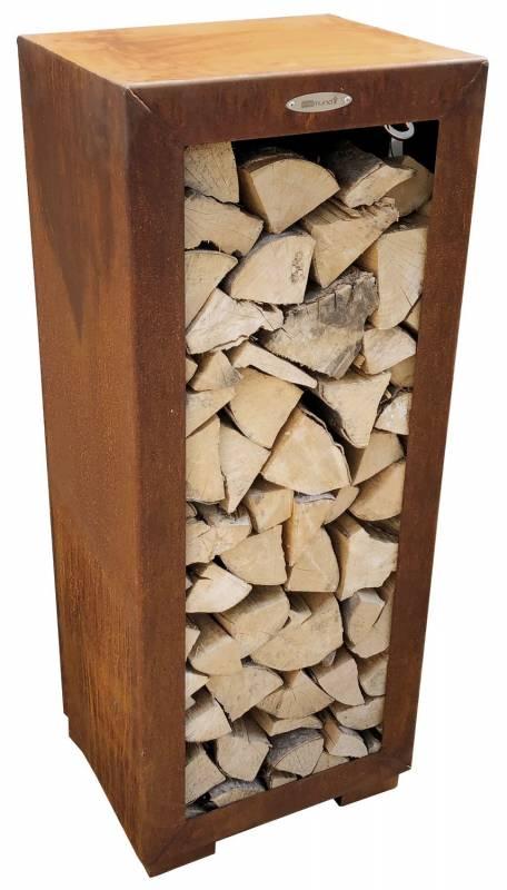 Remundi Holzlager (stehend - rusty)