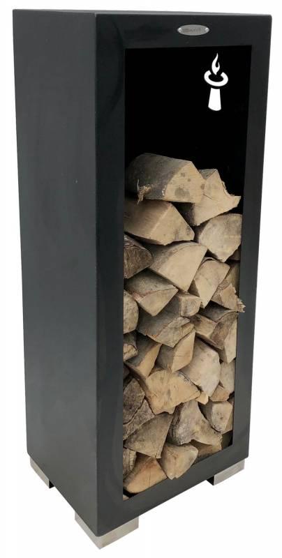 Remundi Holzlager (stehend - black)