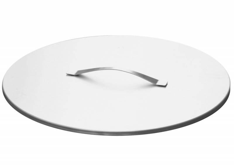 SvenskaV Deckel Ø 63 cm - Edelstahl