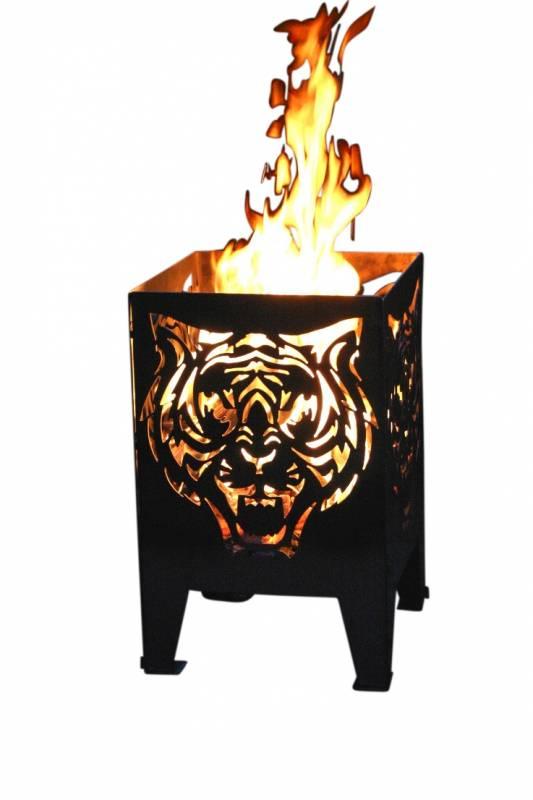 SvenskaV Feuerkorb Tiger L