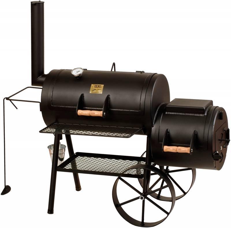 """JOE´s Barbeque Smoker JOE´s 16"""" Special - mit Kochplatte, Front- und Bodenablage"""