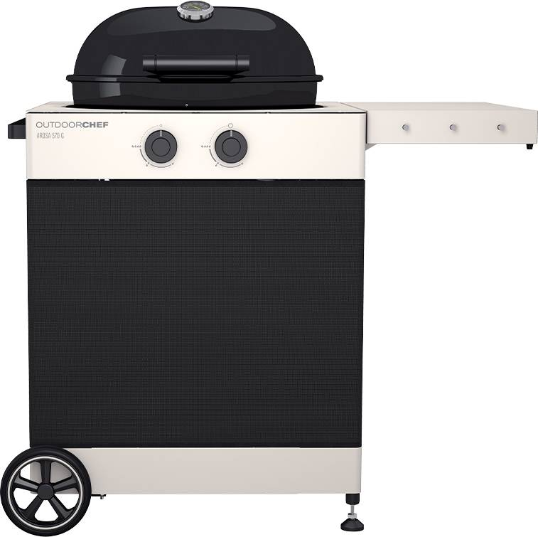 Outdoorchef Gas Kugelgrill: Arosa 570 G Tex