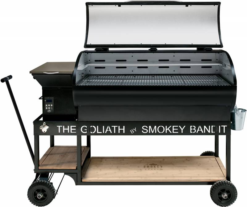 Smokey Bandit Goliath Pelletgrill