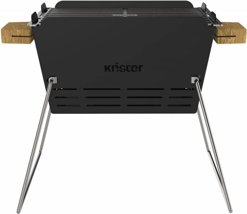 Knister Grill Small - Holzkohle Kompaktgrill