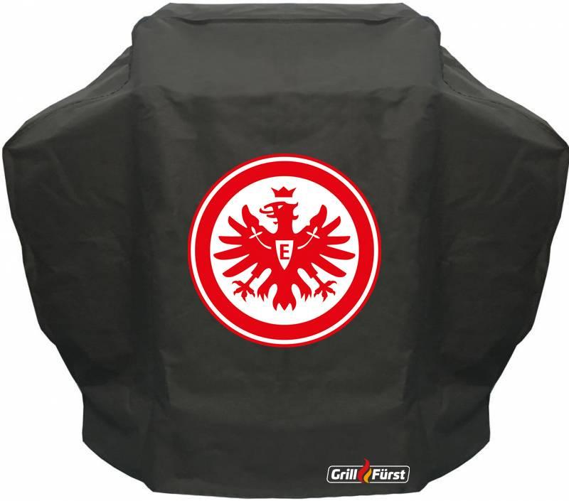 Grillfürst Abdeckhaube / Schutzhülle 137,5 x 54 x 113 cm für Grillfürst G410 / G510 / G520 / G521 - Eintracht Frankfurt Edition