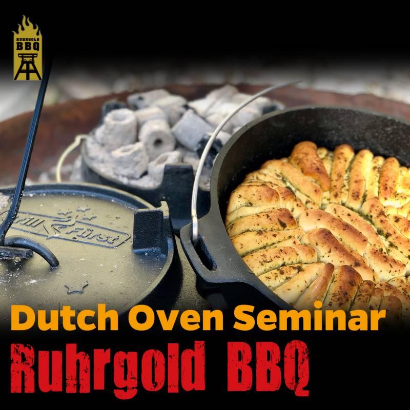 Dutch Oven Kurs, Freitag, 27.03.2020, 17:00 Uhr Bad Hersfeld