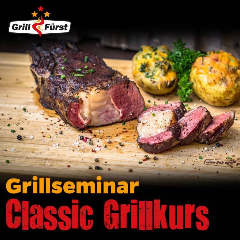 Classic Grillkurs, Samstag, 20.06.2020, 12:00 Uhr Kassel