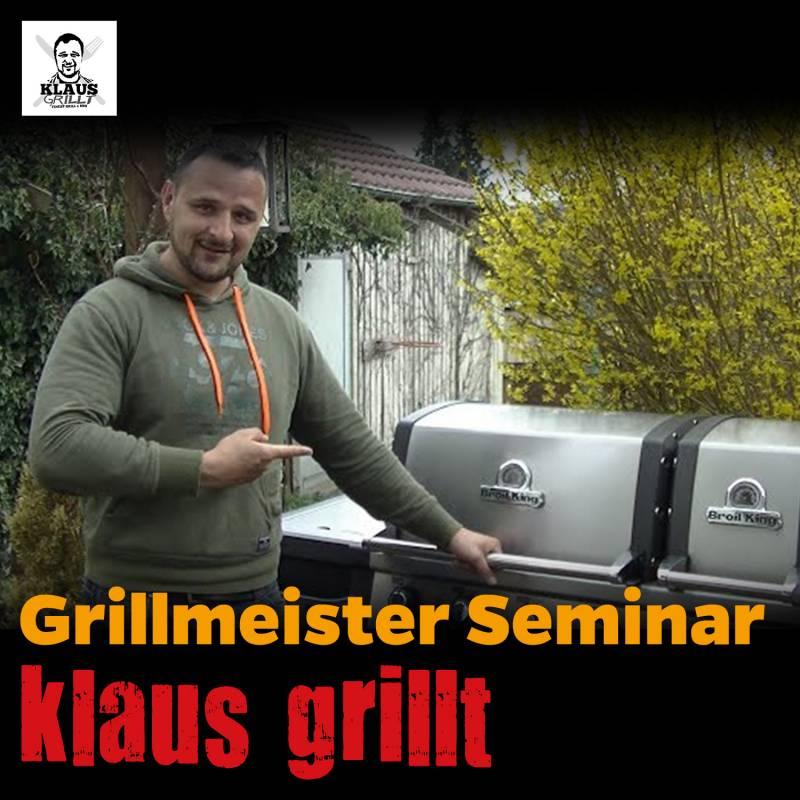 Klaus Grillt Grillkurs, Freitag, 14.08.2020, 17:00 Uhr Bad Hersfeld
