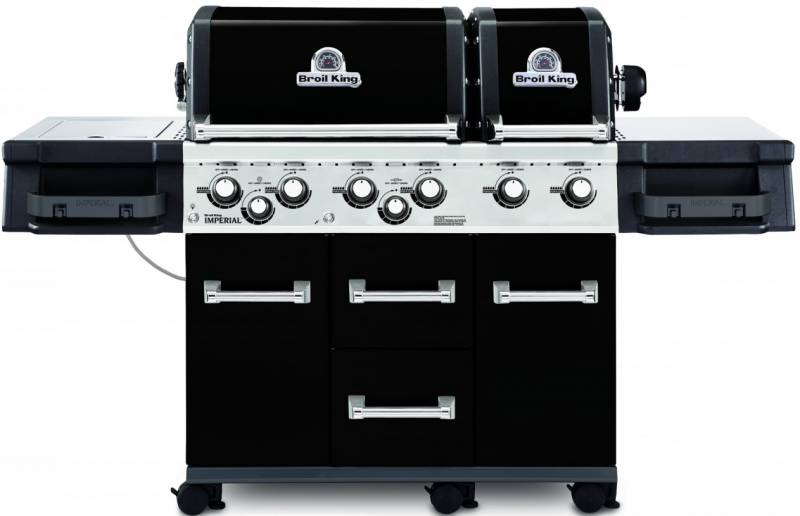 Broil King Imperial 690 XL PRO Black IR