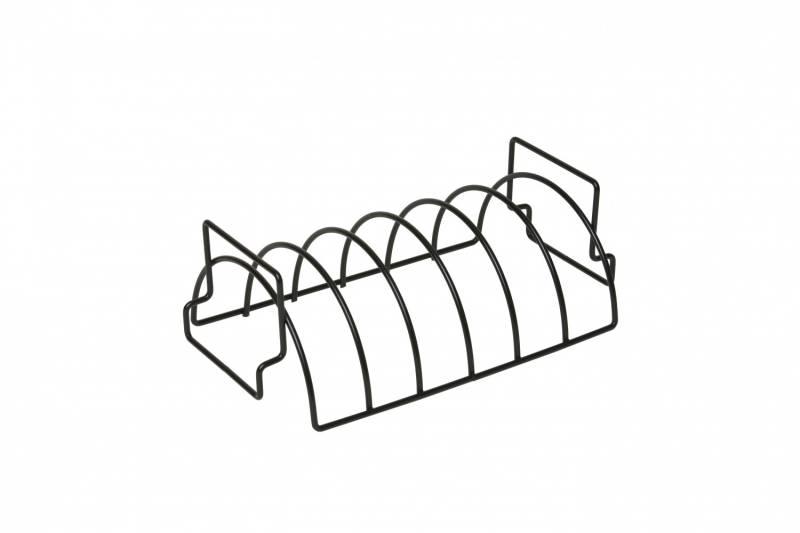 Monolith Spareribs Halter / Bratenkorb beschichtet