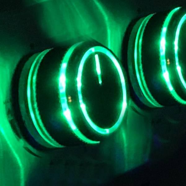Grillfürst Gasgrill LED Farbe Grün 1 Stk.