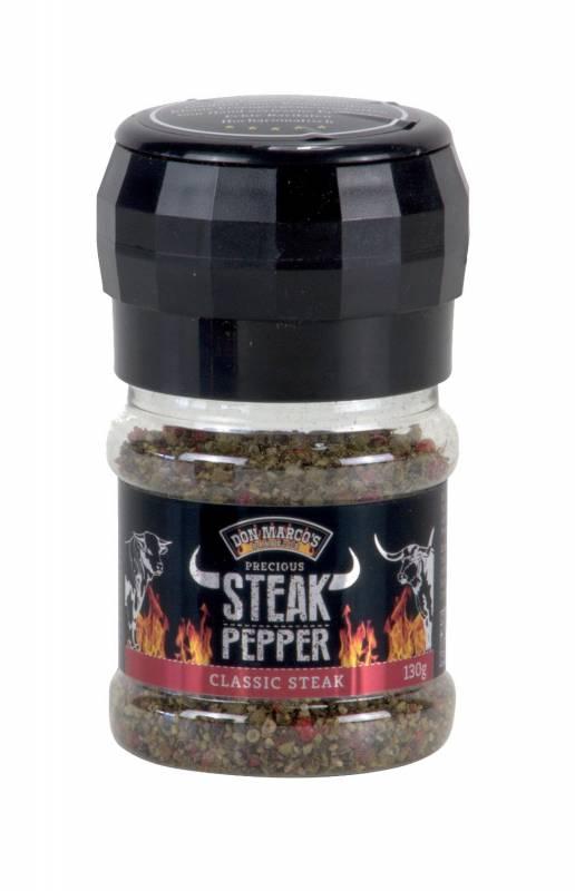 Don Marcos Steak Peffer - Classic - mit Mühlenaufsatz, 130 g
