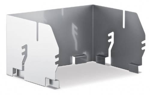 Thüros Zubehör: Windansteckblech für T3, Toronto, Amrum (Grillfläche 42x42 cm)
