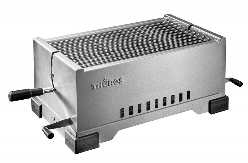 Thüros PRO1 - modularer Tischgrill mit Edelstahlrost