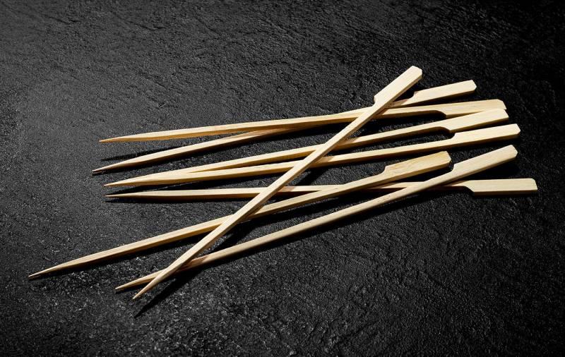 Thüros PRO1 - Bambusspieße 150 Stk.