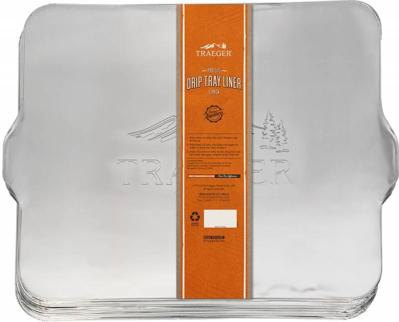 Traeger Ablaufblech - Schutzfolie für Pro 575 - 5er Pack