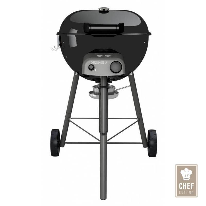 Outdoorchef Gas Kugelgrill Chelsea 480 G Chef Edition