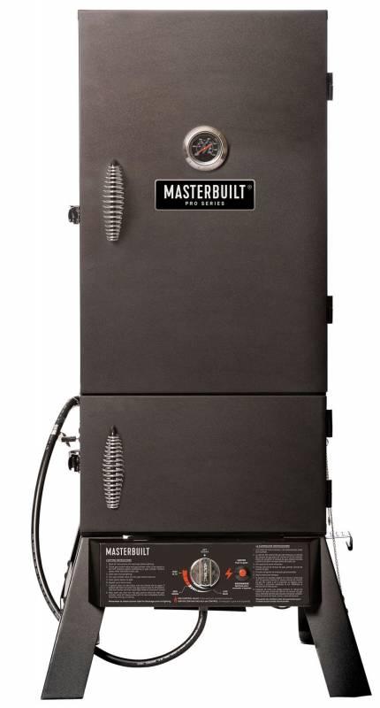"Masterbuilt Gas Räucherofen MDS 230S - 30"" - Dual Gas Smoker"