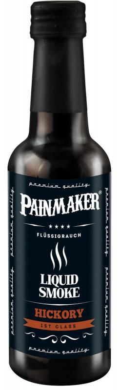 Painmaker Liquid Smoke / Flüssigrauch Hickory Style 240ml