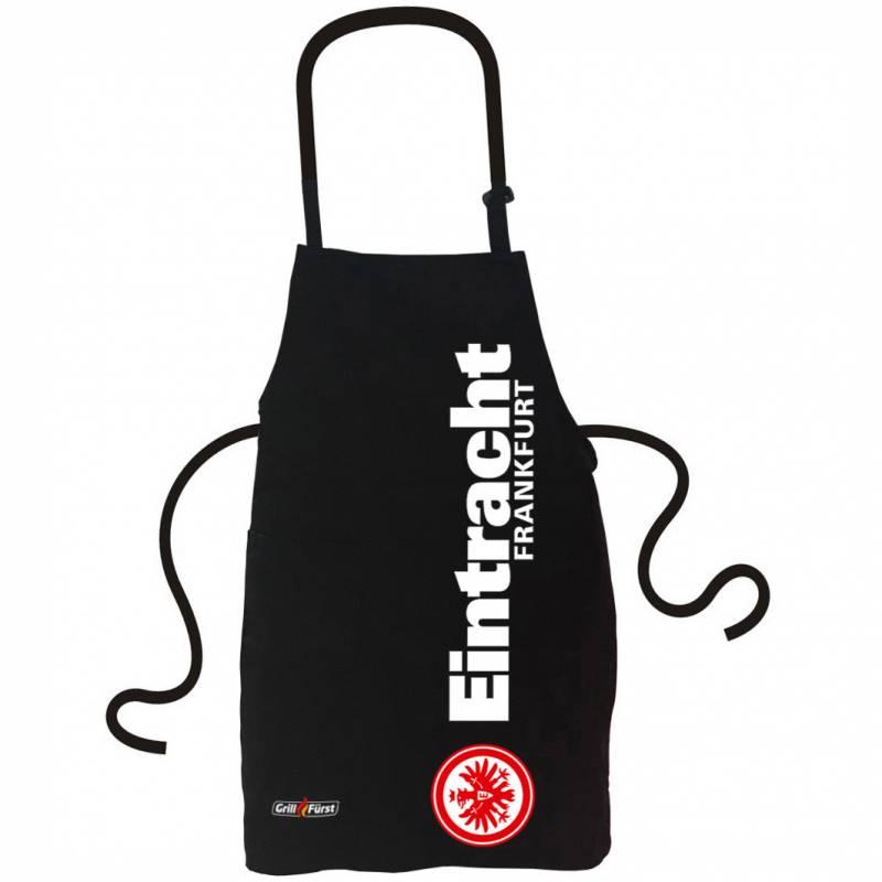 Grillfürst Grillschürze mit Tasche - Eintracht Frankfurt Edition