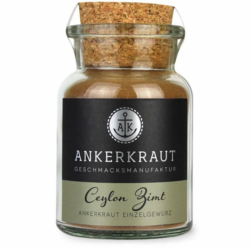 Ankerkraut Ceylon Zimt, 55 g Glas