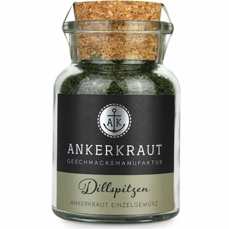 Ankerkraut Dillspitzen, 30 g Glas