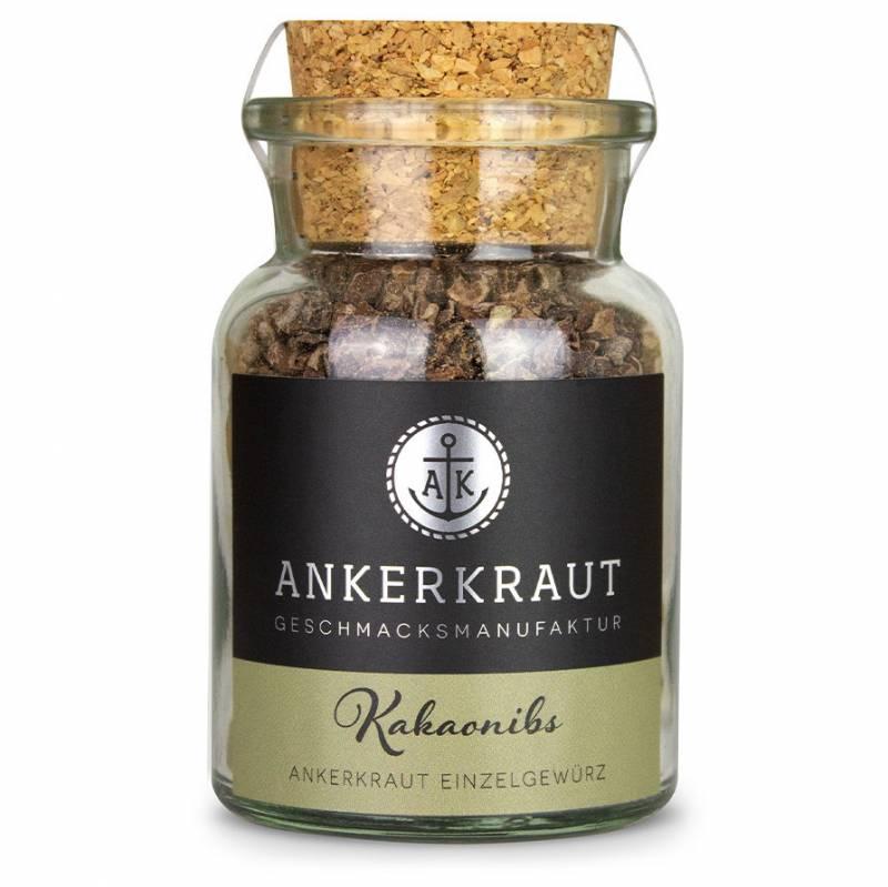 Ankerkraut Kakaonibs, 65 g Glas