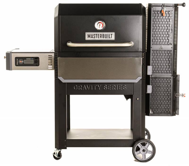 Masterbuilt Gravity 1050 - Smarter Holzkohlegrill und Smoker