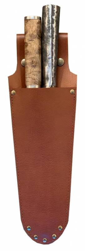 Monolith Apron Knife Holster - Messerhalter aus Leder