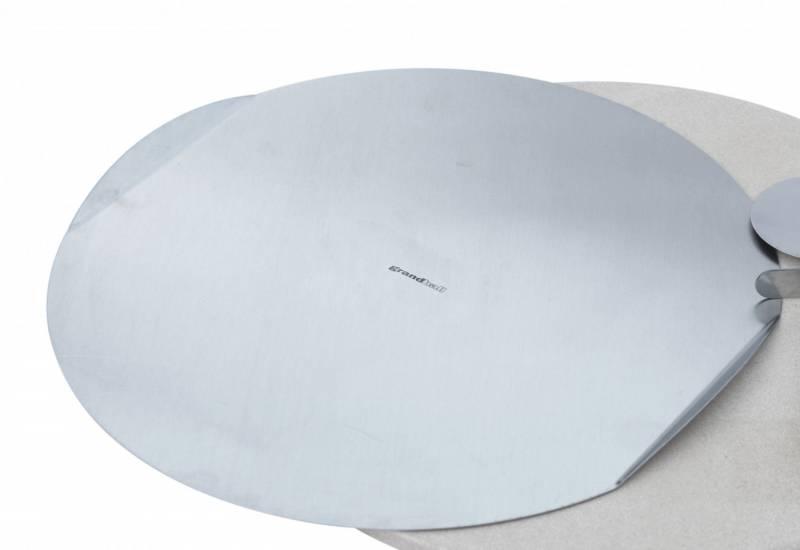 Grandhall Zubehör: Pizzastein und Schneider A06619033M