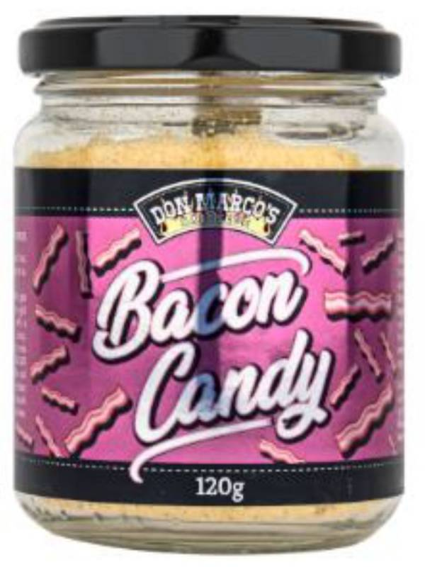 Don Marcos Bacon Candy 120g