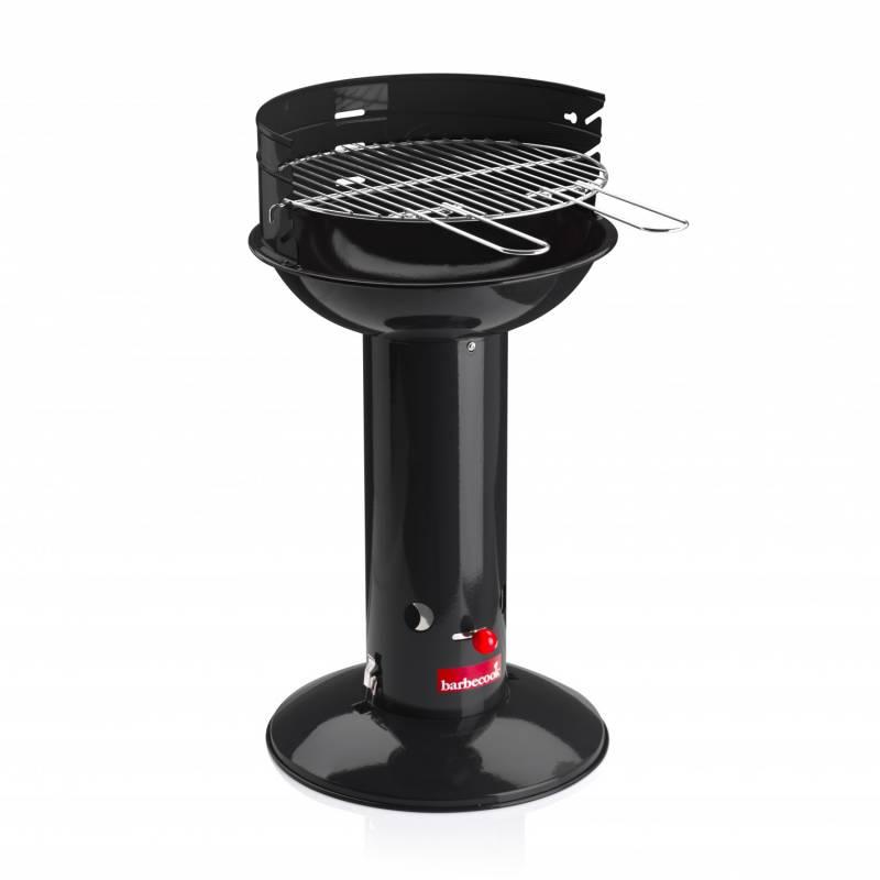 Barbecook Holzkohle Säulengrill: Barbecook Basic black