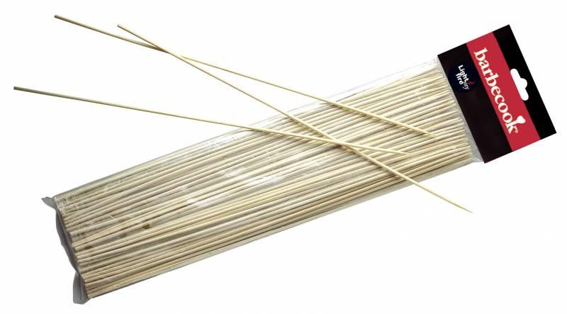 Barbecook Zubehör: Bambusspieße