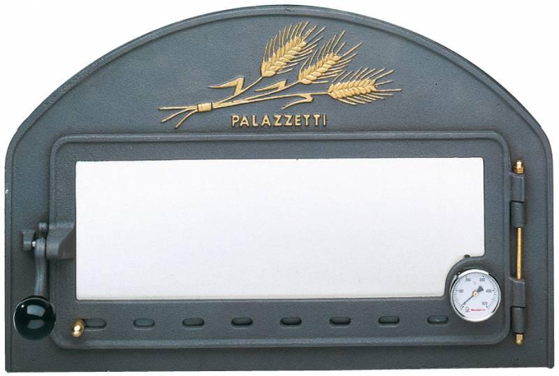 Palazzetti Zubehör: Backofentür aus Gusseisen, 55 x 36 cm