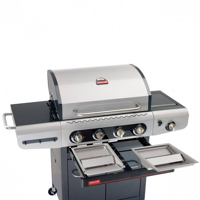Barbecook Gasgrill Siesta 412 (ohne Plancha)