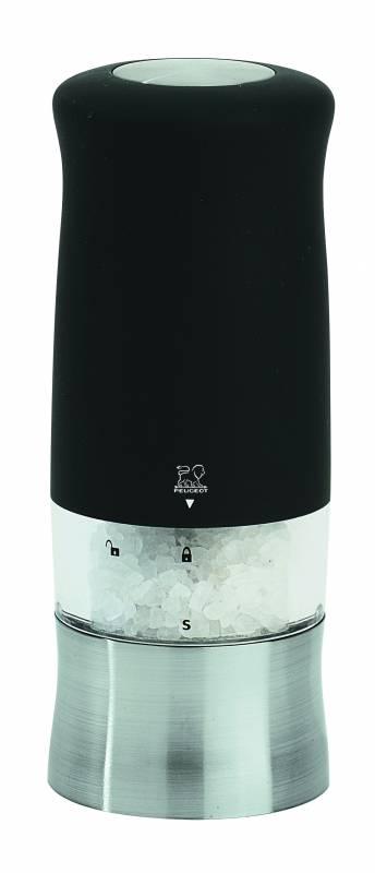 Peugeot Salzmühle Zephir schwarz 14 cm