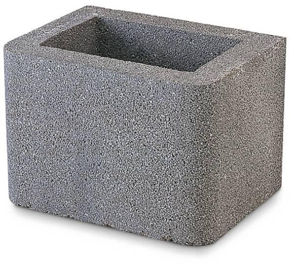 Palazzetti Verlängerungselement für Schornstein, Außenmaß 40 x 25,5 x 25 cm, 762031270
