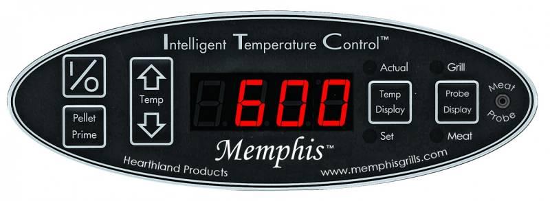 Rösle Pelletgrill Memphis Advantage Plus 18/0