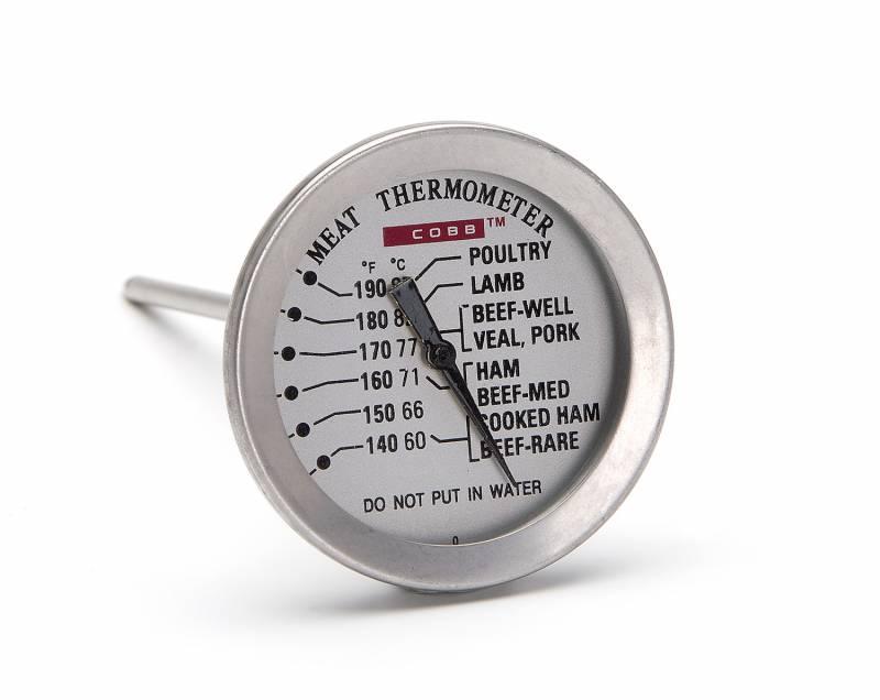 Cobb Fleischthermometer / Bratenthermometer, Edelstahl