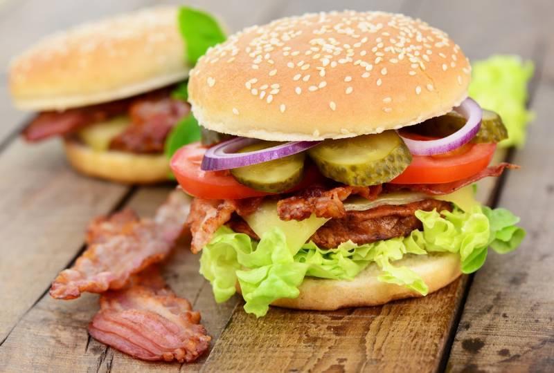 Rösle Burgerpresse