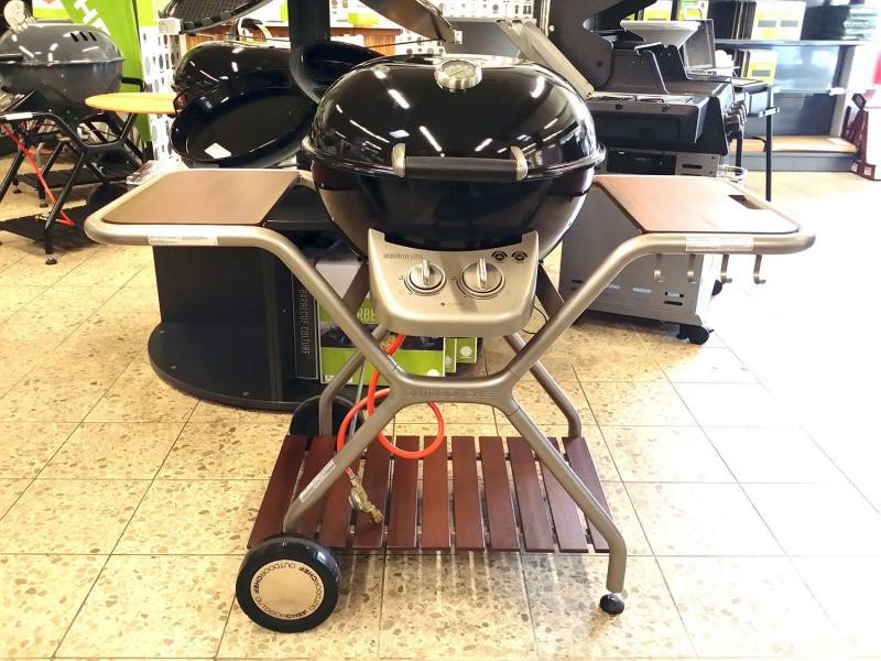 Outdoorchef Gas Kugelgrill: Montreux 570 G