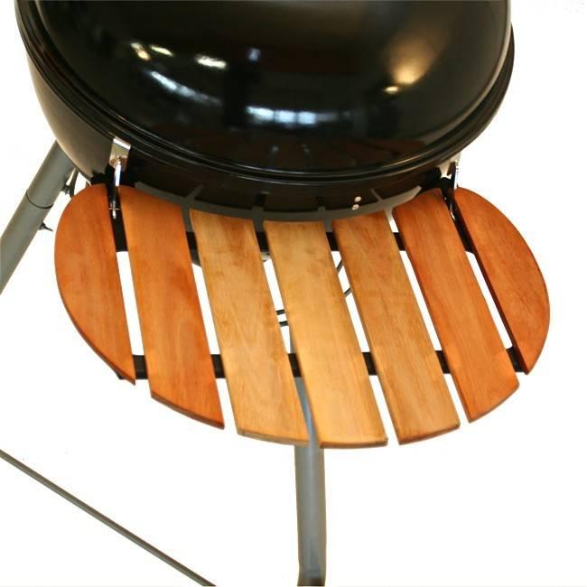 Outdoorchef Seitenablage für Kugelgrill 570 - universal passend für jeden Kugelgrill