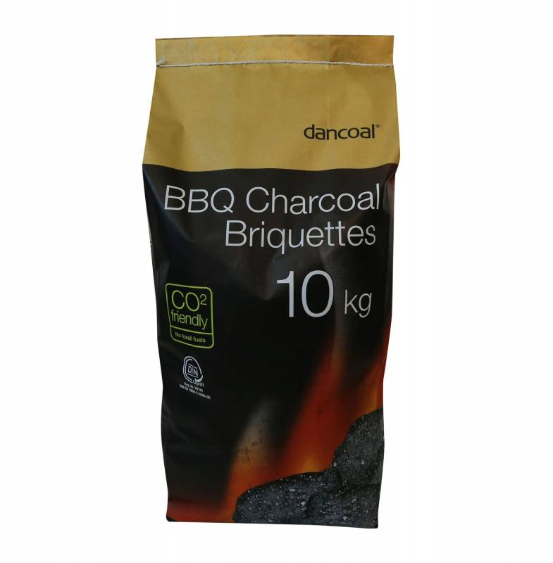 Dancoal Grillbriketts / Briketts 10 KG