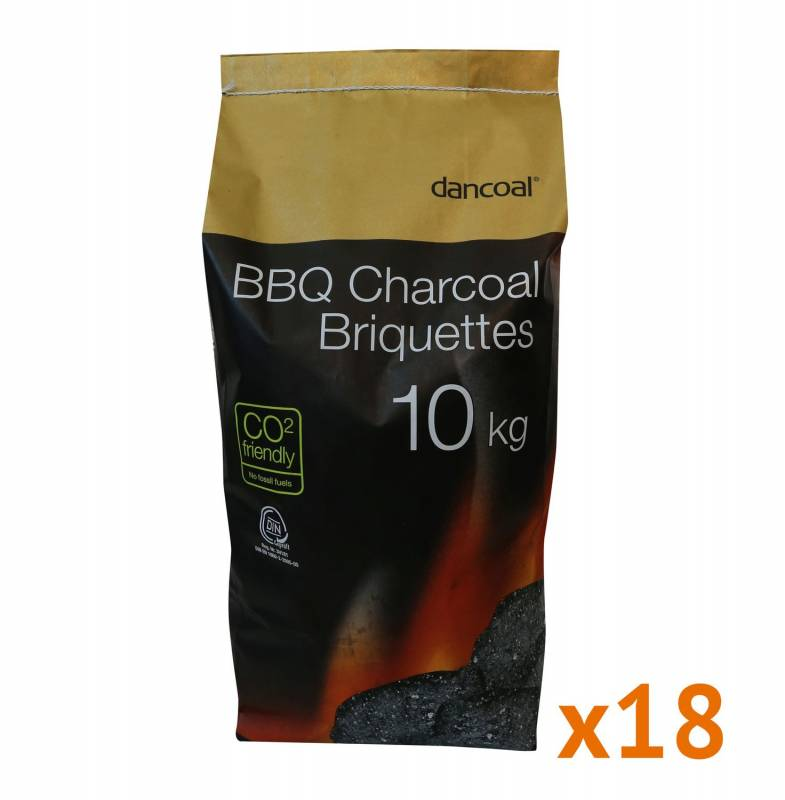 Dancoal Palette Briketts 180 kg