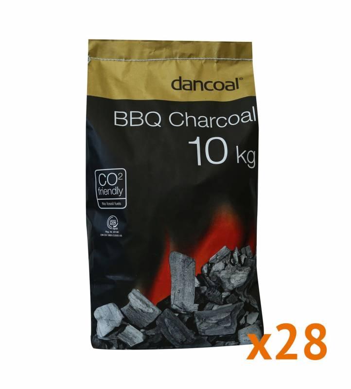 Dancoal Palette Holzkohle 280kg